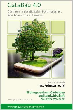17. GaLaBau-Symposium 2018: GaLaBau 4.0 - Gärtnern in der digitalen ...